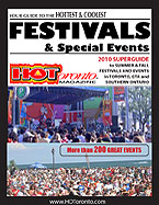 2010 Festival and Special Events
