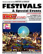 2013 Toronto Festivals