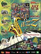 2013 Torornto Beach Jaxx Festival