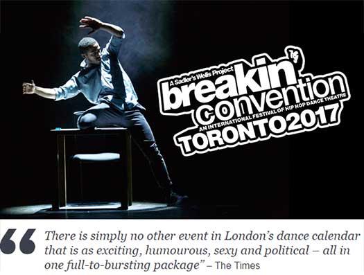 Breakin' Convention Toronto 2017
