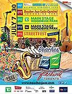 2017 Beaches Jazz Festival