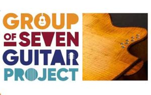 Group of Seven Guitar Project