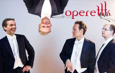 Operettts at the St. Lawrence Centre