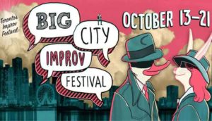 Big City Improv Festival
