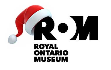 Christmas at the ROM
