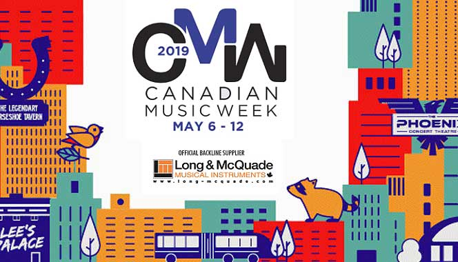 Canadian Music Week Festival