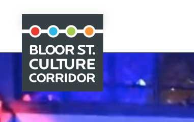 Bloor St. Culture Corridor