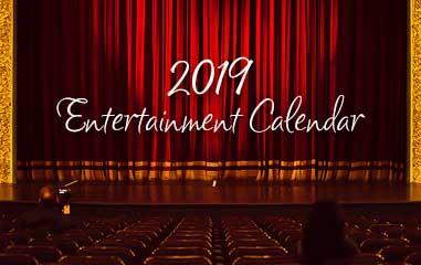 18d4b26fd7f 2019 Entertainment Calendar in Barrie and Orillia