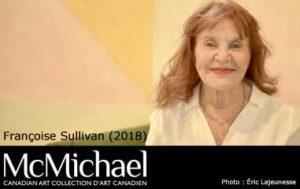 Françoise Sullivan, artist