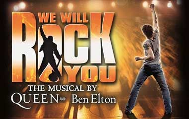 We Will Rock You Around The World