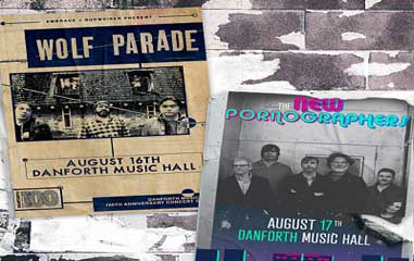 Danforth Music Hall celebrates 100th year